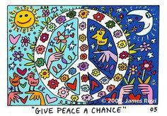 Dibuix del dia de la Pau