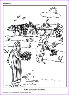 Bible Pictures From Judges 11 15