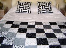 Cubrecamas, pieceras y conjuntos trabajadas en patchworks. Quilts, Blanket, Design, Backpacks, 3d, Crochet, Home, Embroidered Bedding, Bedspread