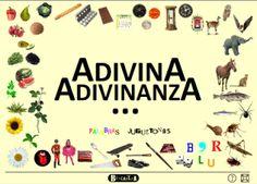 Actividades para Educación Infantil: Muchas adivinanzas BIBLIOTECA