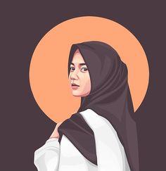 Graphic Design Services - Hire a Graphic Designer Today Portrait Illustration, Character Illustration, Caricature, Hijab Collection, Anime Muslim, Hijabi Girl, Sad Faces, Vector Portrait, Sad Anime