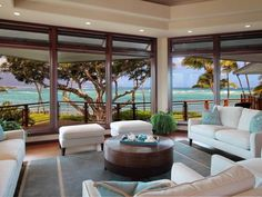 Magnificent-North-Shore-Beachfront-Home in Hawaii