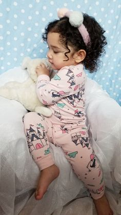 Princess Cartoon, Cute Princess, Best Pajamas, Girls Pajamas, Cute Mixed Babies, Cute Babies, Cute Baby Onesies, Baby Apps, Beautiful Baby Girl