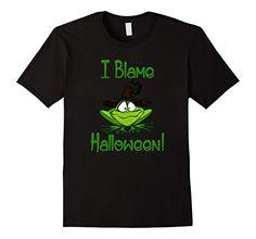 Mens I Blame Halloween Cute Funny Witch Frog TShirt 2XL B... https://www.amazon.com/dp/B074N81HPF/ref=cm_sw_r_pi_dp_x_sqR1zbBK85RQD