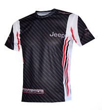 Jeep Renegade Trailhawk Full Sublimated Print Black T Shirt