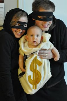 thomson family babies in halloween costumes - Baby And Family Halloween Costumes