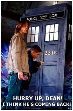 It's multidimensional lock. Not even the daleks can break in. The funny thing is that Sam and Dean 100% can do it.
