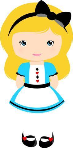 Alice no país das maravilhas Loira   #daJuuh