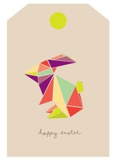 images about geometric Origami, Origami Birds