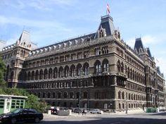 Rathaus (town hall), Vienna, Austria travel photo