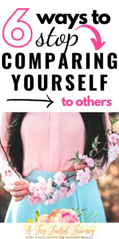 How To Stop Comparing Yourself To Others | A Joy Fueled Journey Christian Wife, Christian Living, Self Centered People, Lawn Service, Stop Comparing, The Descent, Identity In Christ, Words Of Hope, Sisters In Christ