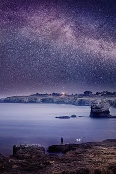 Fishing under the Stars by Albena Markova on 500px