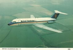 British Caledonian BAC One-Eleven