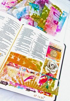 Bible Journaling : Habakkuk 3:17-19 | Bonita Rose
