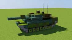 My Ground Vehicles Minecraft Collec