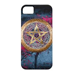 This design is on many different case styles. #pagan #paganaccessories #wiccan