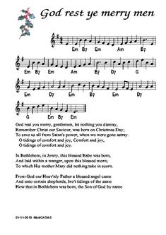 christmas songs dutch and english ones with music sheets