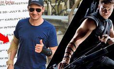 Hvězda Avengers přijela do Varů zraněná: Jeremy Renner nemohl rozdávat autogramy