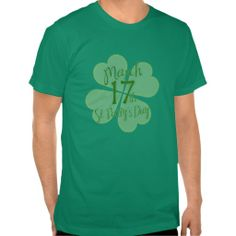 St. Patty's Day Shirt. Get it on : http://www.zazzle.com/st_pattys_day_shirt-235828285551058607?rf=238054403704815742&tc=lucky