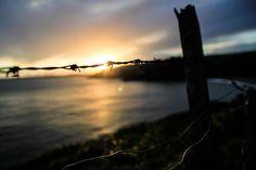 Fotografando o pôr do sol no Reino Unido