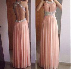 Prom Dresses, Long Prom Dresses, Prom Dresses 2016, Backless Prom Dresses