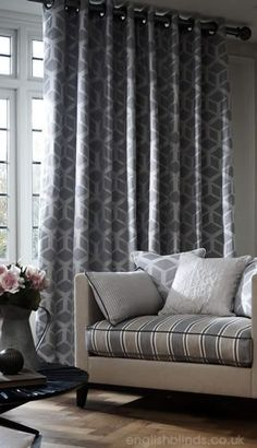 77 Best Curtains in grey room images | Curtains, Room, Grey room