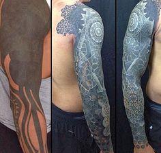 55 incríveis tatuagens retocadas - Antes e depois - Assuntos Criativos