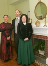 Sherlock Holmes Weekend    (Friday, Saturday, Sunday)   March 16-18 and November 2-4, 2012.... be sure to reserve early!  The game's afoot in Victorian Cape May... Choose your weekend for a suspense-filled encounter with that inimitable detective Sherlock Holmes in the National Historic Landmark City of Cape May, New Jersey