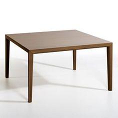 Table carrée Nizou, design Emmanuel Gallina AM.PM - Table, chaise