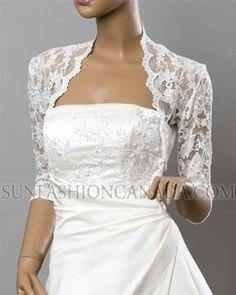 Lace wedding bolero, shrug, Bridal jacket, cape, Bridal boleros, coat, lace…