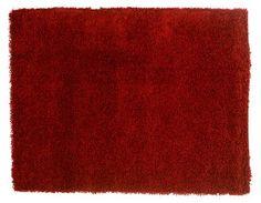 Nordic Cariboo Modern Rug - Red