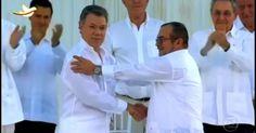 Presidente colombiano Juan Manuel Santos ganha Nobel da Paz 2016