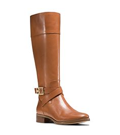 competitive price 32216 79306 Bryce Two-Tone Leather Boot by Michael Kors Läderstövlar, Boots