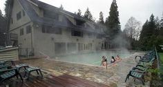 Belknap Hot Springs, MacKenzie River, Oregon