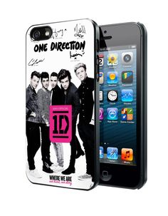 One Direction book Samsung Galaxy S3/ S4 case, iPhone 4/4S / 5/ 5s/ 5c case, iPod Touch 4 / 5 case