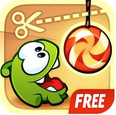 Cut the Rope FULL FREE Android Hile Mod Apk indir