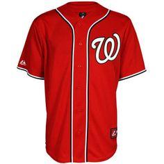 Washington Nationals Replica Bryce Harper Alternate 1 Jersey