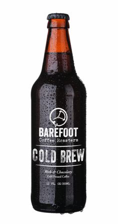 Barefoot Coffee — Barefoot Cold Brew pressed ice coffee