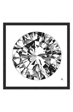 Oliver Gal 'Stud' Wall Art available at #Nordstrom