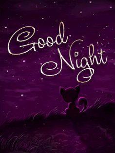 Good Night (спокойной ночи) - анимация на телефон №1342071