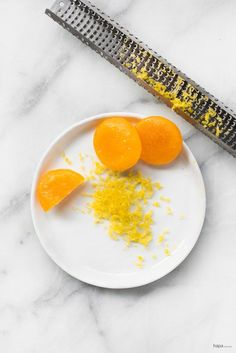 Golden curls of grated, Salt Cured Eggs melts in your mouth like liquid carbonara!