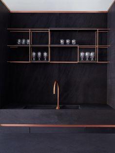 Kupferhähne für die Küche   #ByDMarbellaStartseite   Dekorations ideen