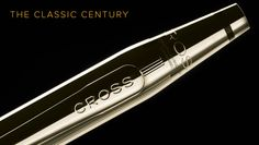 Perhaps our most well-known pen, the Classic Century is an icon of American design and innovation.  In stunning precious-metal finishes ascending from silver, to gold plate, to solid gold, this collection symbolizes the spirit of entrepreneurship and the will to succeed.