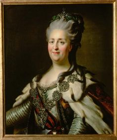 11/17/1796 - Catherine the Great of Russia died at the age of 67.