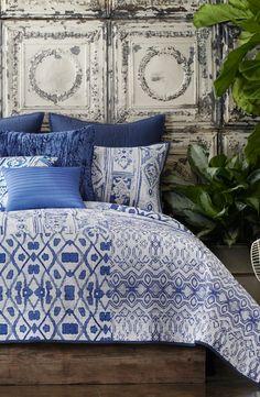 Beautiful print bedding set