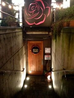 An underground restaur-ant? Yep, and Pink Rose has a chef that is cranking out some pretty great food Downtown Portland, Portland Oregon, Seattle, Troutdale Oregon, Silverton Oregon, Underground Bar, West Coast Living, Area Restaurants, Oregon Travel