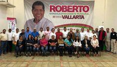 Líderes de colonias fortalecen la precandidatura Roberto González