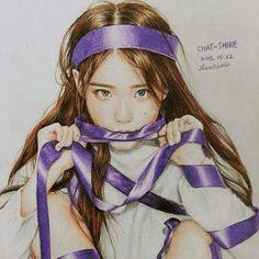 IU Fanart By Ims970515