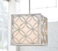 Regina Andrew Metal Circles Pendant - modern - pendant lighting - Candelabra