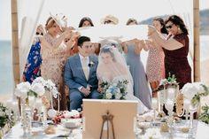 Multicultural Destination Wedding in Barcelona - Sofreh Aghd Wedding Planner, Destination Wedding, Persian, Barcelona, Table Decorations, Wedding Dresses, Home Decor, Wedding Planer, Bride Dresses